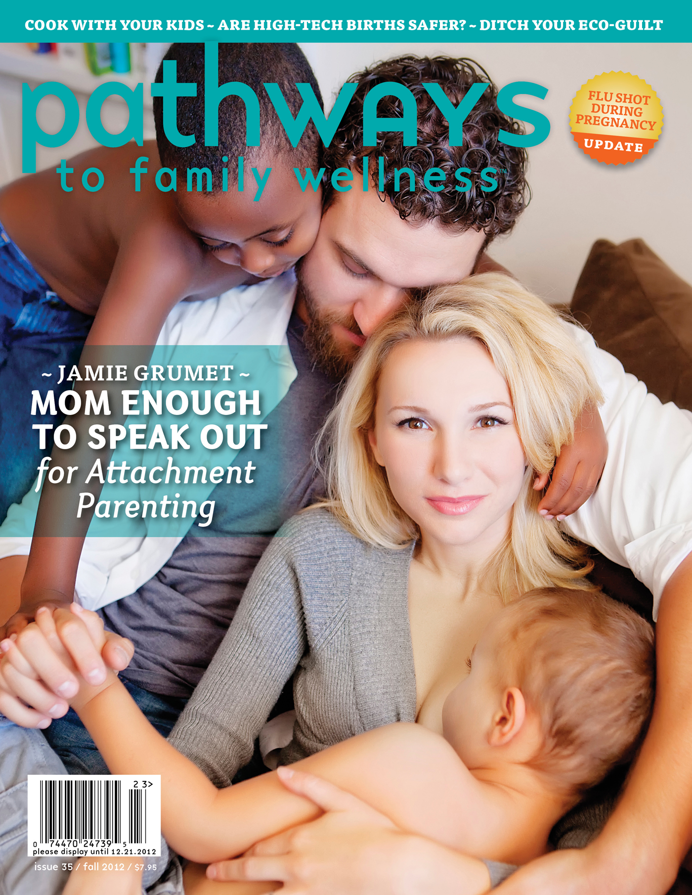 pathways magazine fall 2012